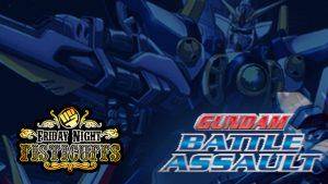 Gundam Battle Assault FNF