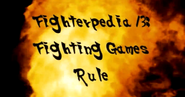 Fighterpedia 13 Fighting Games Rule
