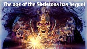 Skeleton Warriors Title