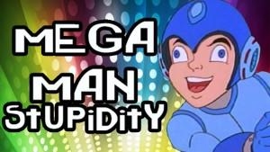 Cartoon Flophouse Megaman