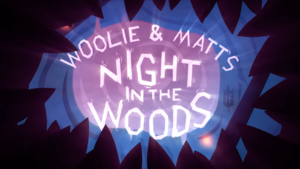 Night in the Woods Title