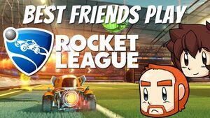 Rocket League Title