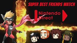 Nintendo Direct 2 Title