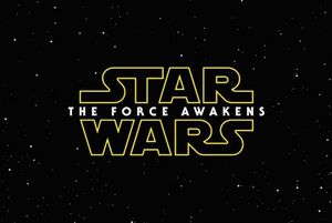 Force Awakens Title