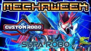 Custom Robo Title