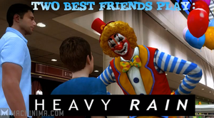 Heavy Rain Machinima