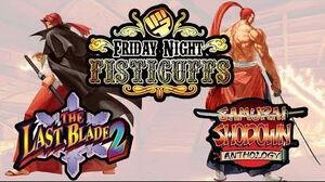 The Last Blade 2, Samurai Showdown