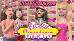 Barbie Dreamhouse Party Title