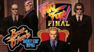 Fatal Fury Final Title