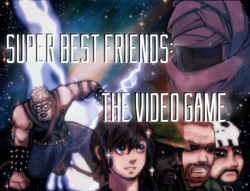 TVG Super Best Friends The Video Game