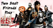 Way of the Samurai 4 Title Card 3