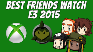 E3 2015 Microsoft