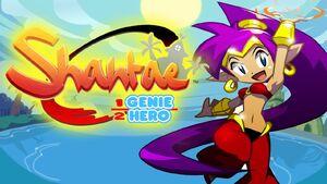 Half-Genie Hero Title