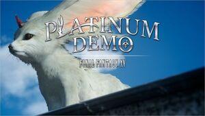 FFXV Platinum Demo
