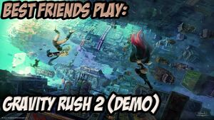 Gravity Rush 2 Demo