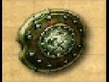 Shield Dwarven Round