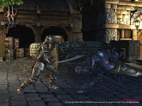 Melee Combat