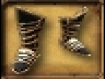 Boot Light Half-Plate Armored