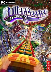 Pc-rollercoaster tycoon 3