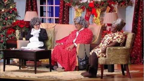 a madea christmas bd trailer - Madea Christmas Play