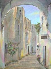 Mrcillian Village Street
