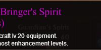 Hope Bringer's Spirit (Plans)