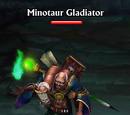 Minotaur Gladiator