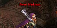 Dwarf Markman
