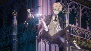 FGO Assassin Dr Jekyll scene