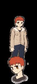 Shirou 11 years old