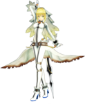 Fate Extella Neo Claudius's Virgin Bride DLC