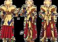 Gilgamesh ufotable Fate Zero Character Sheet 1.png