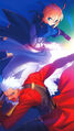 Fate unlimited code (Arcade) promotion poster.01.jpg