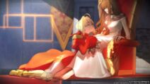 Femc and Nero fate extella