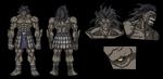 Berserker studio deen character sheet