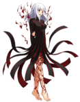 Dark Sakura Ryuji Higurashi cut in