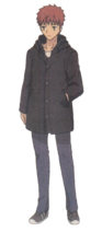 Emiya shiro coat