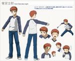 Shirou carnival phantasm character sheet