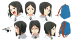 Waver ufotable Fate Zero Character Sheet2