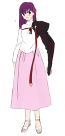 Sakura magecraft combat mystic code uniform