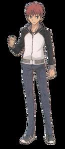Emiya shiro jersey