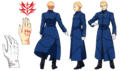 Kayneth ufotable Fate Zero Character Sheet1.png