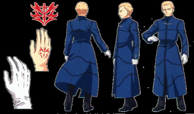 File:Kayneth ufotable Fate Zero Character Sheet1.png