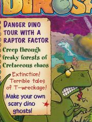 T-Rex Horrible Science