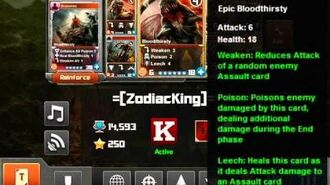 Tyrant Unleashed 3 Current Deck and Plans