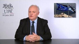 Entretien avec François Asselineau – Questions d'actualité – 18 Juin 2015