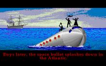 Space-cannon-splashdown