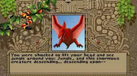 Worlds of Ultima Savage Empire Intro