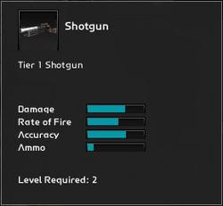 Shotgun infosheet