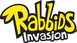 Rabbids Invasion logo